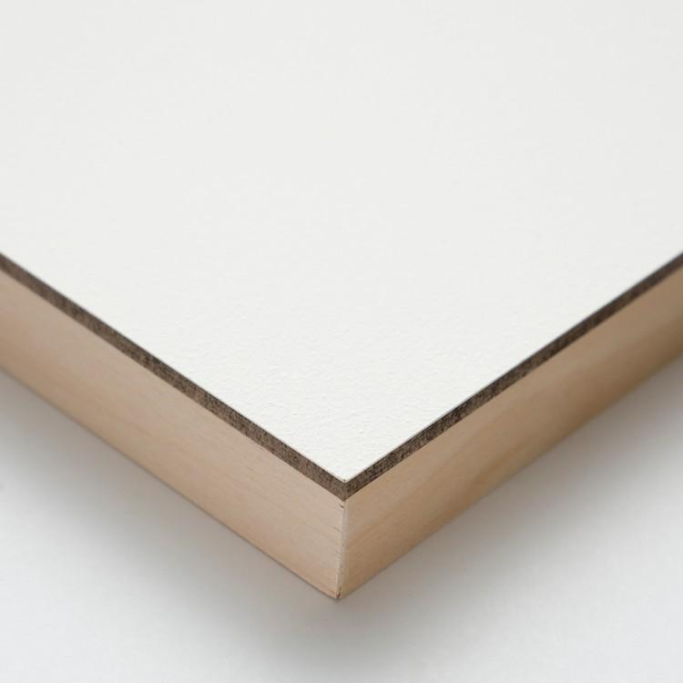 Ampersand : Aquabord Panel : Cradled 22mm : 12x16in