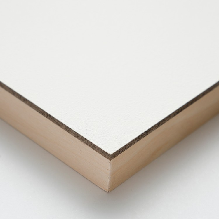 Ampersand : Aquabord Panel : Cradled 22mm : 16x20in
