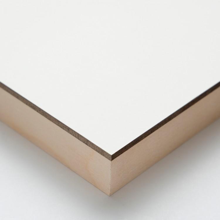 Ampersand : Claybord Panel : Cradled 22mm : 11x14in
