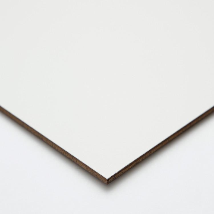 Ampersand : Encausticbord Panel : Uncradled 3mm : 8x8in
