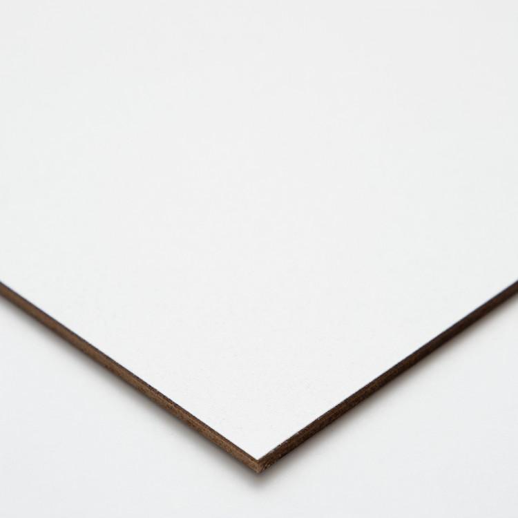 Ampersand : Gessobord Panel : Uncradled 3mm : 9x12in