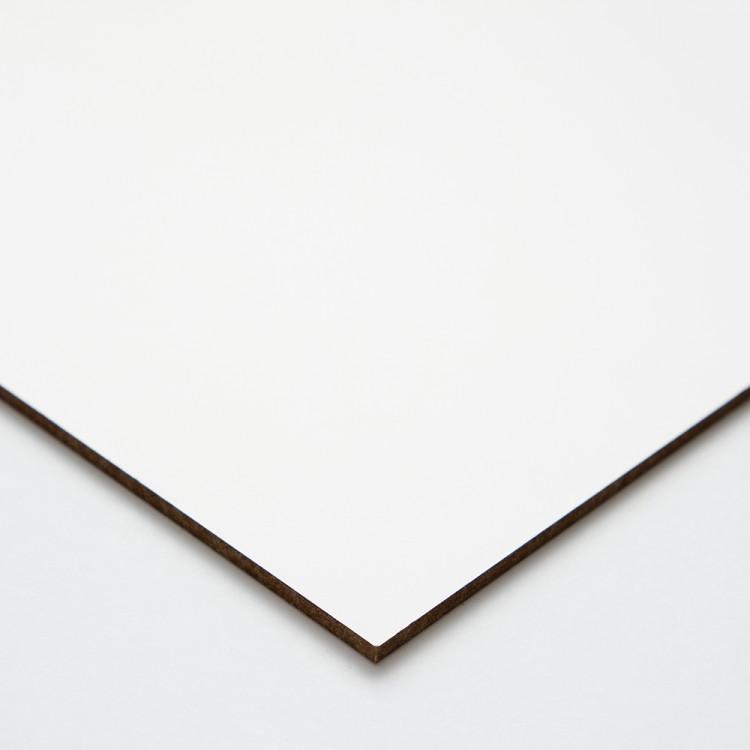 Ampersand : Artist Panel : Smooth Primed : Uncradled 3mm : 8x8in