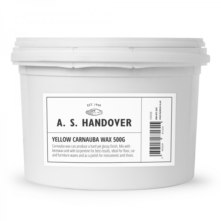 Handover : Yellow Carnauba Wax T3 : 500 g