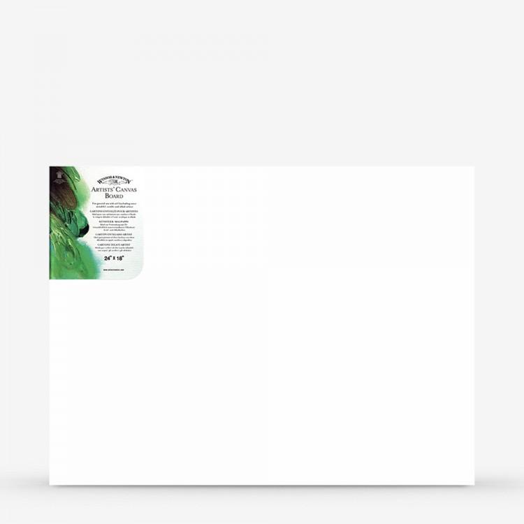 Winsor & Newton : Artists' Canvas Board : 24x18in
