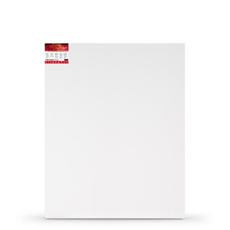 Daler Rowney : Stretched Canvas : 120x150cm : Medium Grain : 28mm Depth