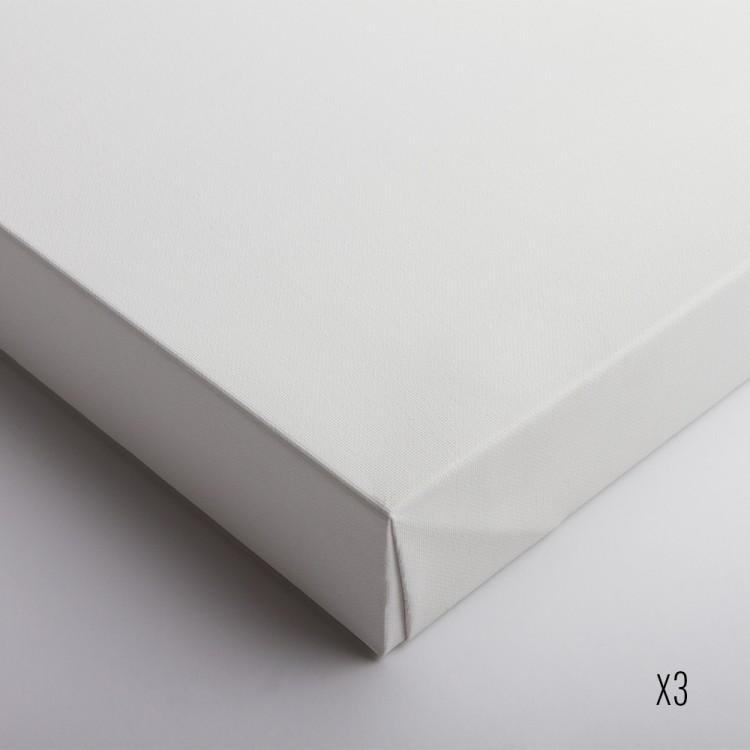 Belle Arti : Gallery Fine Cotton (32/569) : 43mm : 50x50cm : Box of 3