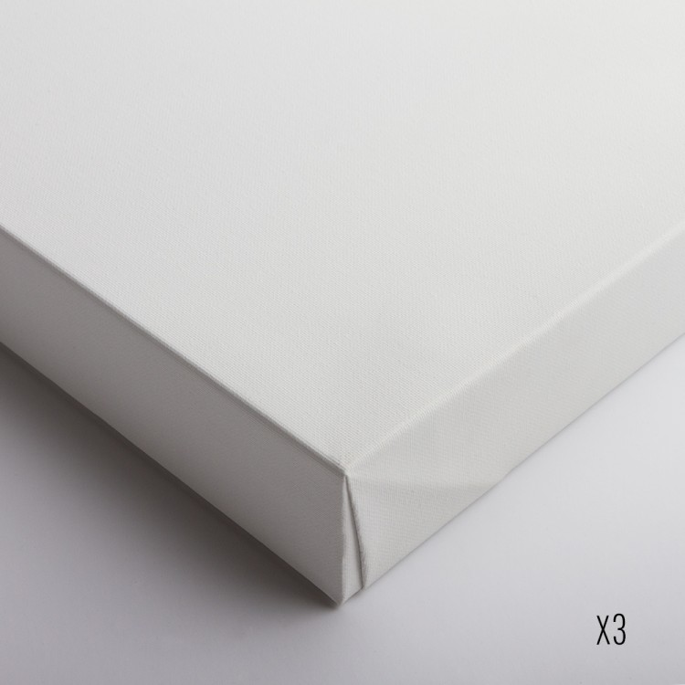 Belle Arti : Gallery Fine Poly/Cotton (32/569) : 43mm : 70x80cm : Box of 3