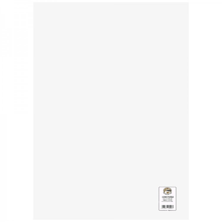 Belle Arti : Gesso Panel : Multi-Ply Poplar Wood Base : 50x70cm
