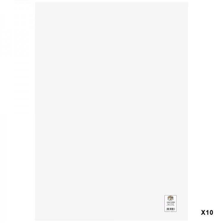 Belle Arti : Gesso Panel : Multi-Ply Poplar Wood Base : 70x100cm : Box of 10
