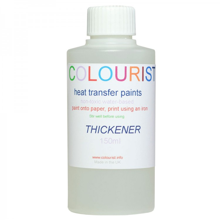 Colourist : Heat Transfer Paint 150ml : Thickener