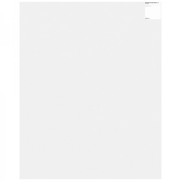 Jackson's : Museum Stretched Canvas : Claessens 112 Moderately Fine Linen : 345gsm : Universal Primed : 80x100cm (-)