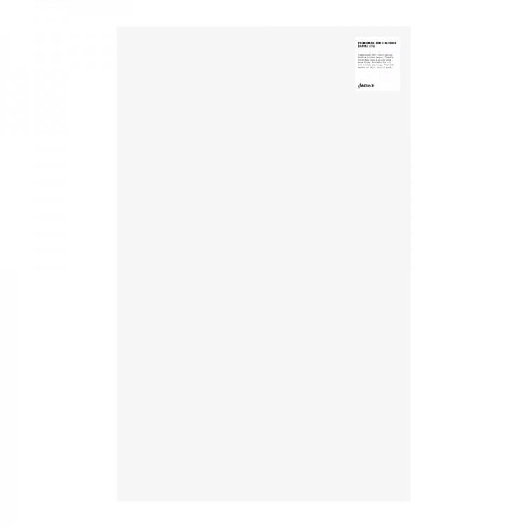 Jackson's : Single : Premium Cotton Canvas : 10oz 19mm Profile 46x74.4cm : GS (-)