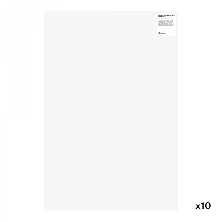 Jackson's : Box of 10 : Premium Cotton Canvas : 10oz 19mm Profile 50x75cm (Apx.20x30in)