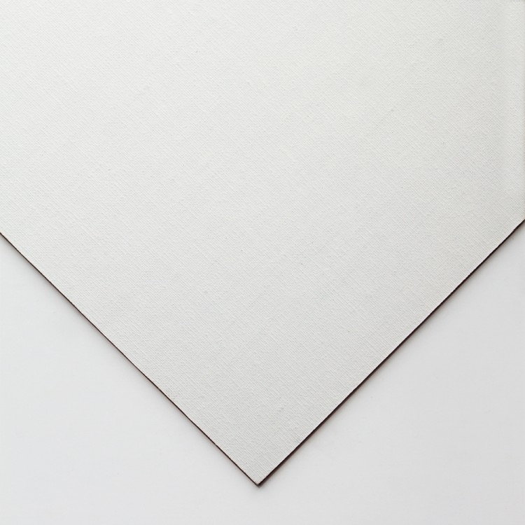 Jackson's : Handmade Boards : Universal Primed Extra Fine Linen CL574 on MDF Board : 18x24cm