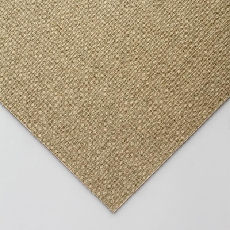 Jackson's : Handmade Boards : Clear Primed Fine Linen CL696 on MDF Board : 20x30cm