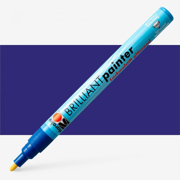 Marabu : Brilliant Painter : 1-2mm : Lapis