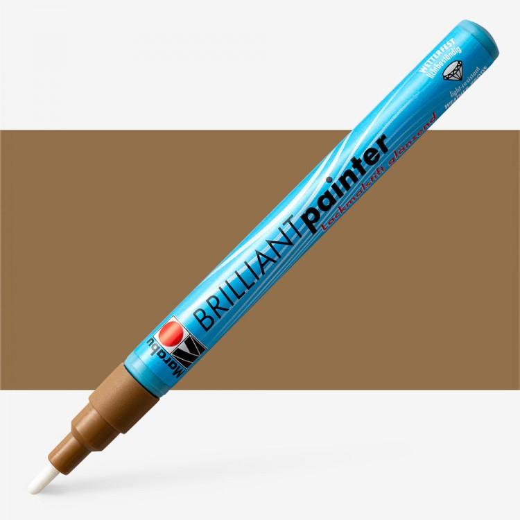 Marabu : Brilliant Painter : 1-2mm : Cinnamon