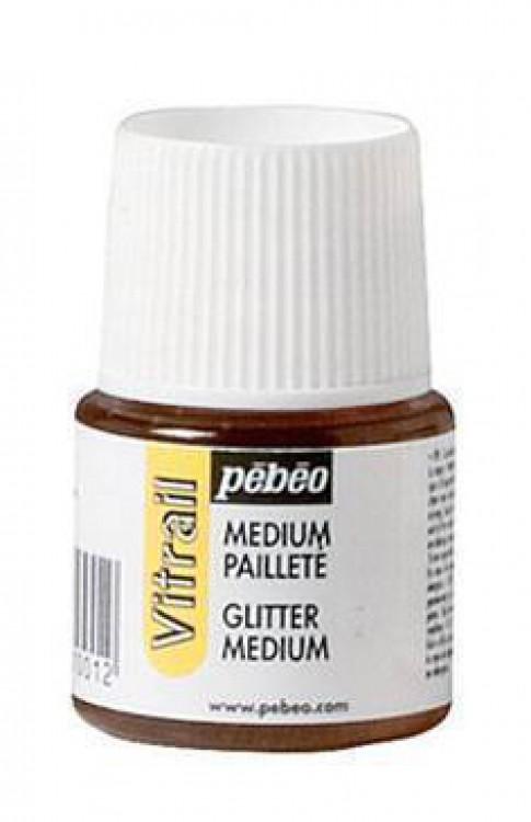 Pebeo Vitrail Sparkling Medium 45ml