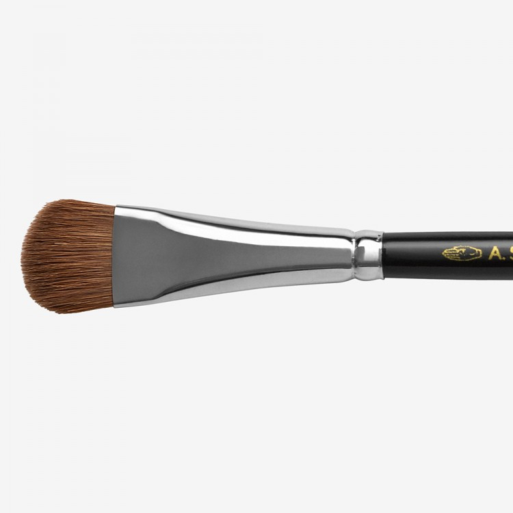 Handover : Pure Sable Domed Make Up Brush : 5/8 in