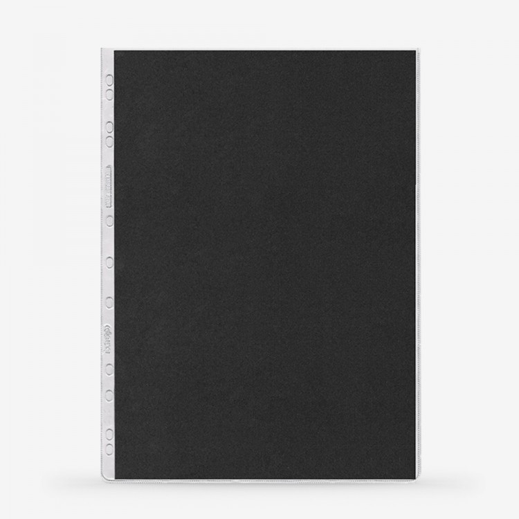 10 pack : A2 Archival portfolio sleeves