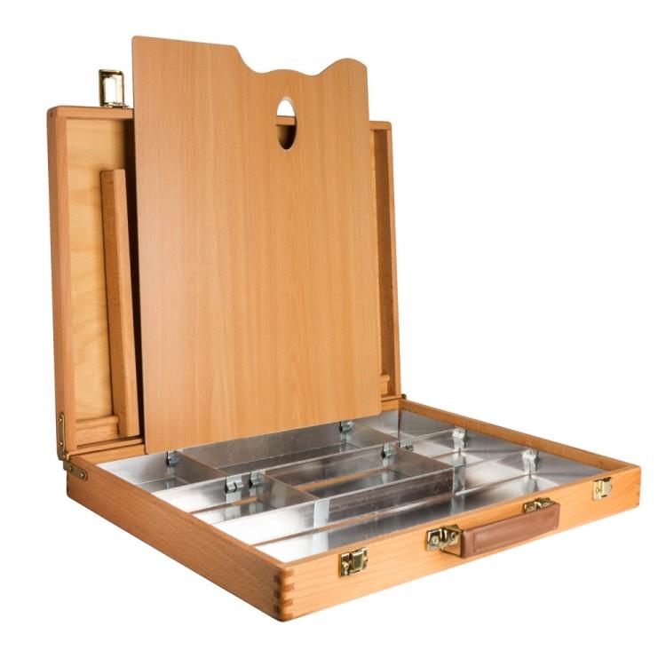 Mabef : Artist Box : 14x18in (Inside dimensions box closed)
