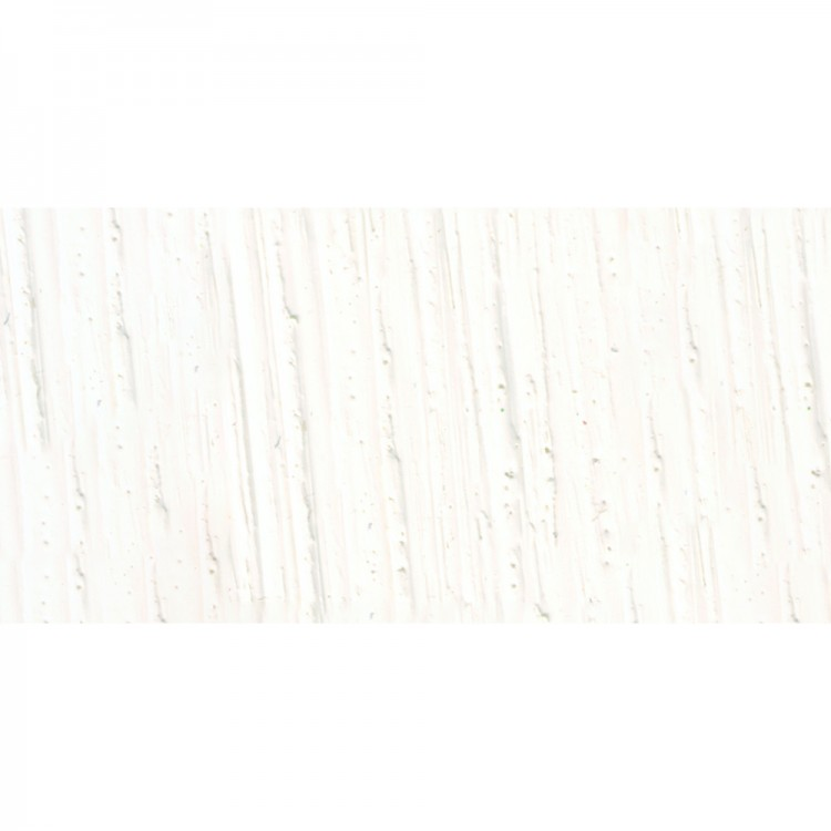 R & F : 104ml (Medium Cake) : Encaustic (Wax Paint) : Titanium White (1110)