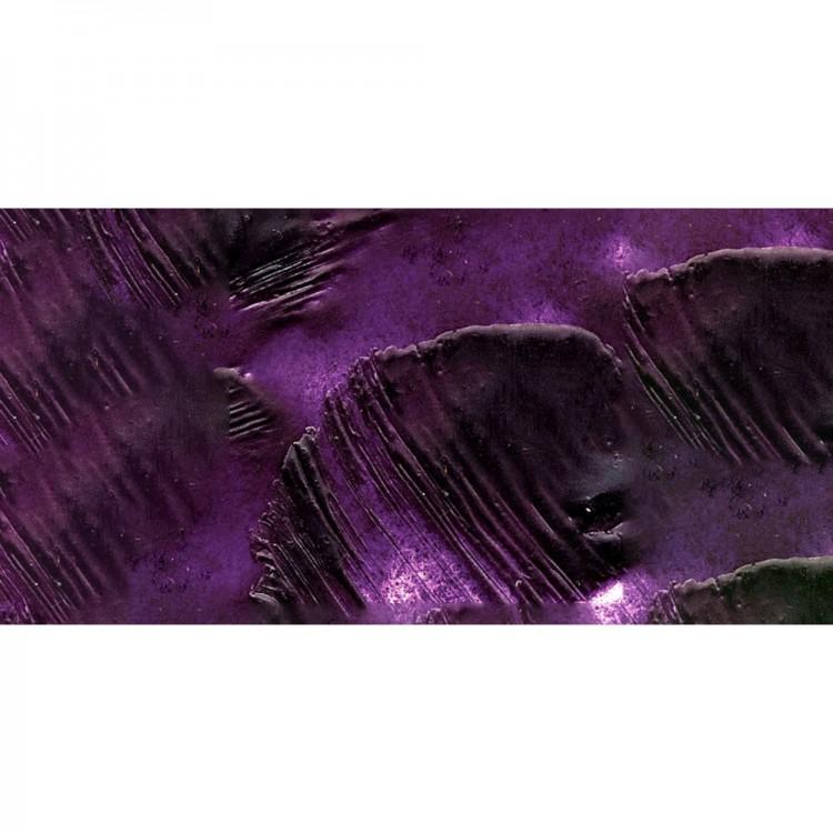 R & F : 40ml (Small Cake) : Encaustic (Wax Paint) : Manganese Violet (1130)