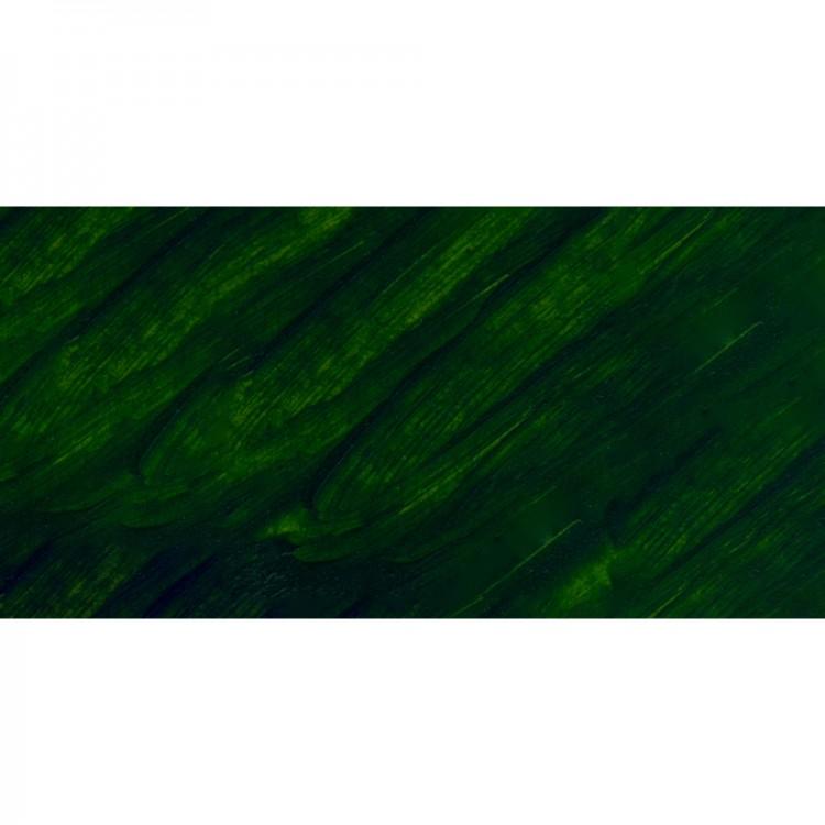 R&F : 40ml (Small Cake) : Encaustic (Wax Paint) : Sap Green (113D)