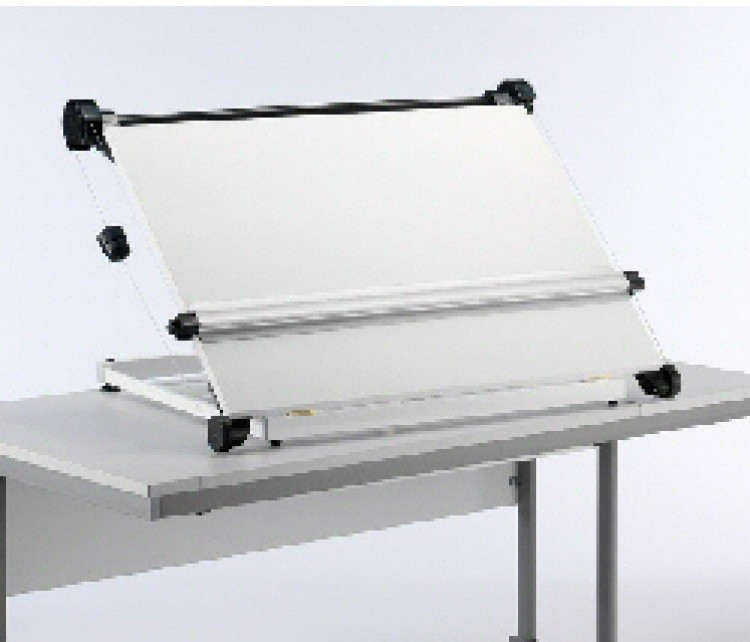 Vistaplan : Malvern Drawing Board with Continuous Wire Parallel Motion A2 : UK Only