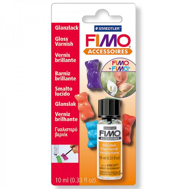 Staedtler : Fimo Accessory : Gloss Varnish 10ml Blister Pack