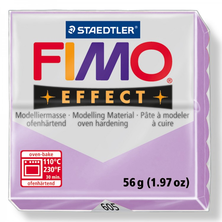 Staedtler : Fimo Effect 57g : Lilac