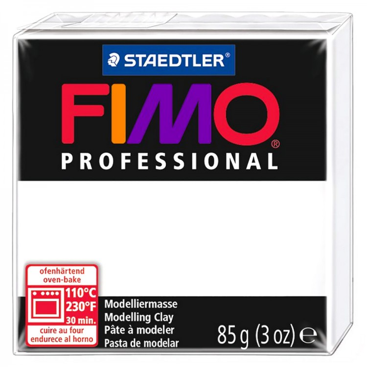 Staedtler : Fimo Professional : 85g White