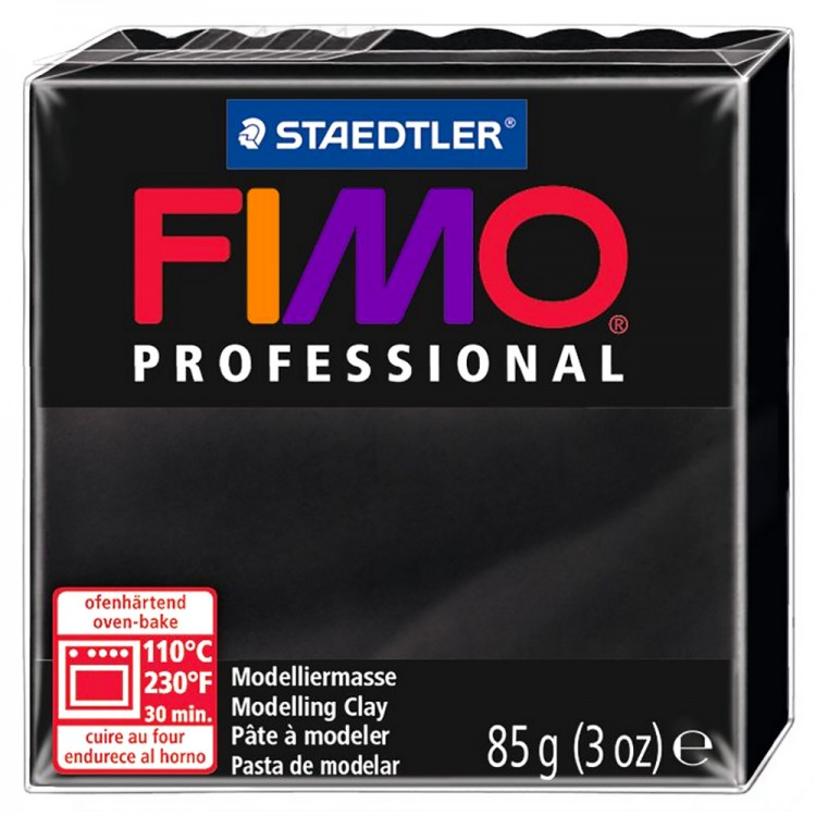 Staedtler : Fimo Professional : 85g Black