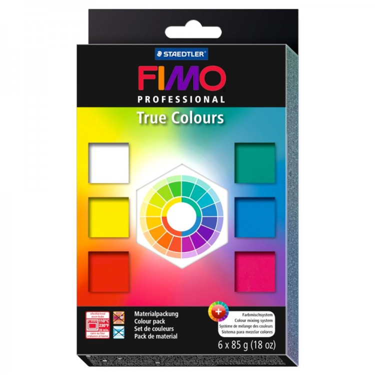 FIMO Professional True Colours Set
