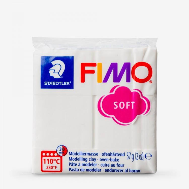 Staedtler : Fimo Soft : 57g White