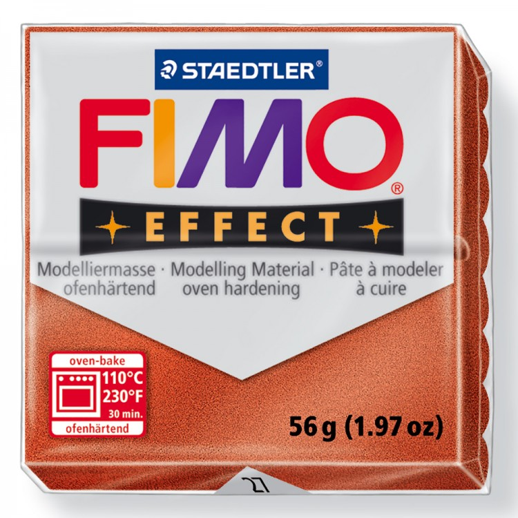 Staedtler : Fimo Effect : 57g Copper