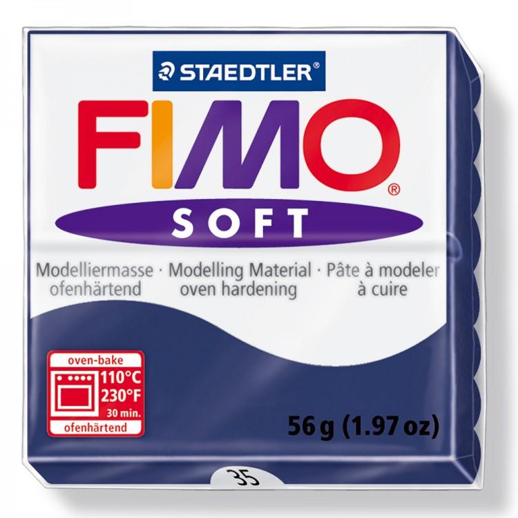 Staedtler : Fimo Soft : 57g Windsor Blue