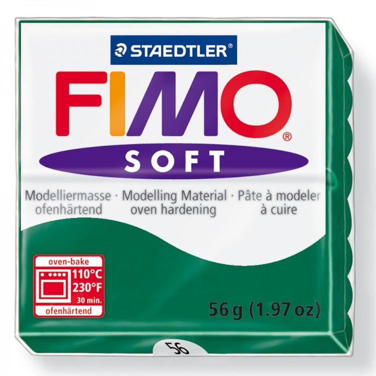 Staedtler : Fimo Soft : 57g Emerald