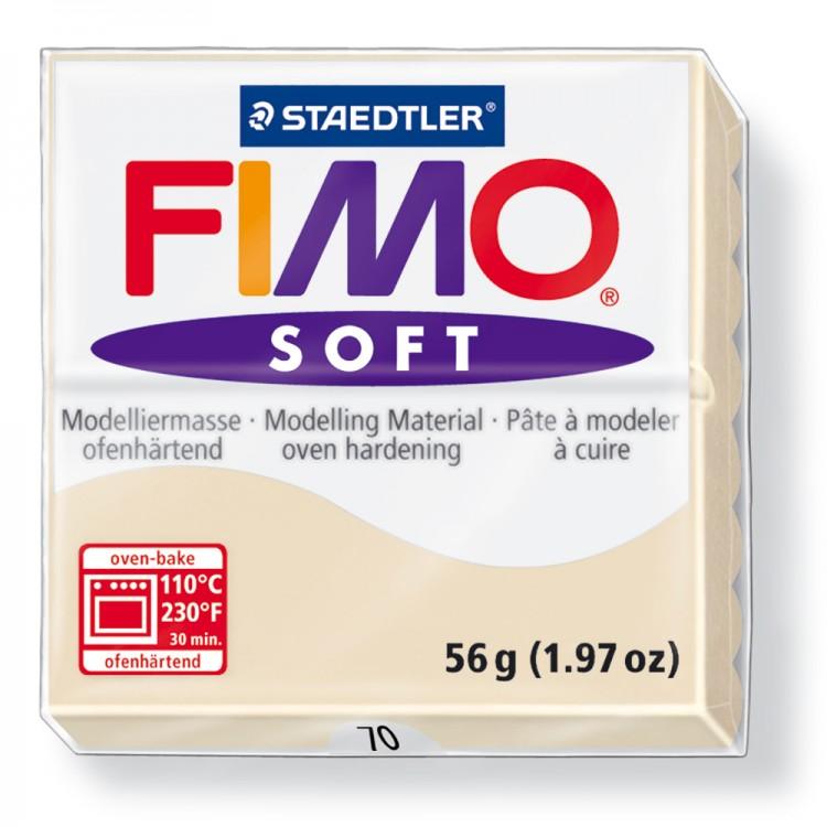 Staedtler : Fimo Soft : 57g Sahara