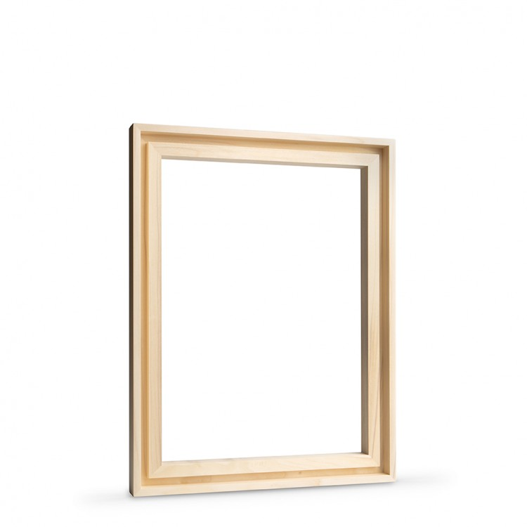 Jackson's : Ready-Made Lime Wood Frame for Panels 30x40cm : 7mm Rebate : 9mm Face