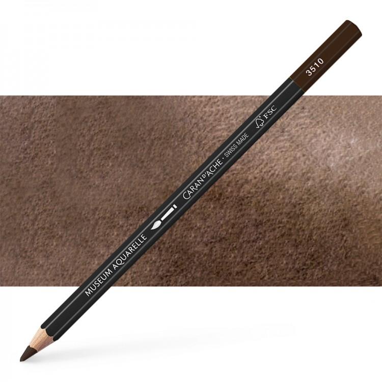 Caran d'Ache : Museum Aquarelle Pencil : French Grey