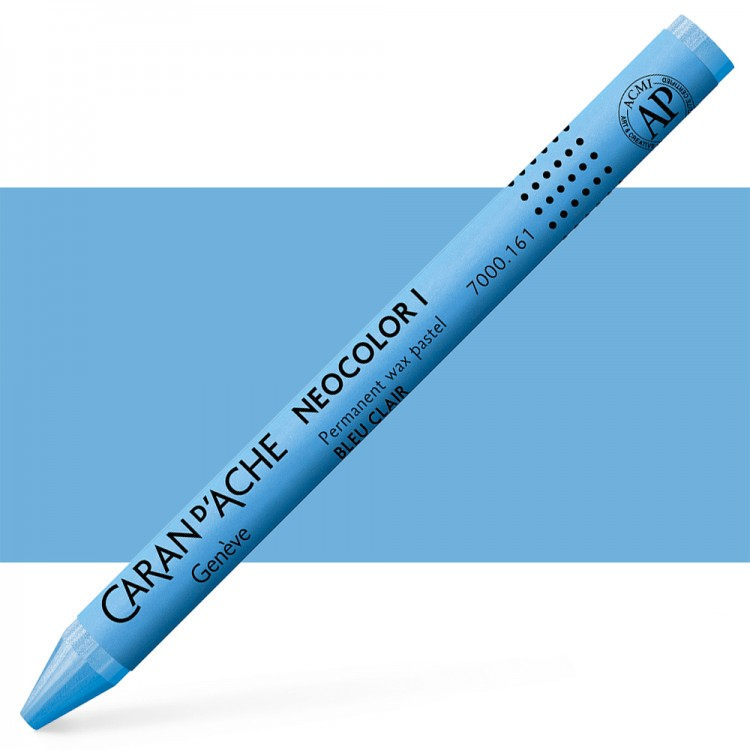 Caran d'Ache : Classic Neocolor I : Light Blue
