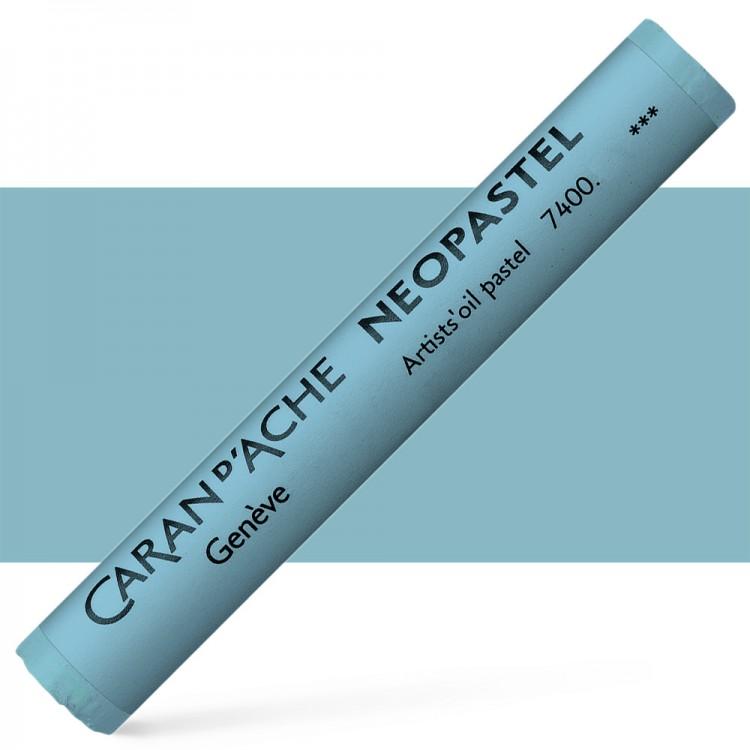 Caran d'Ache : Artist Neopastel : Light Grey