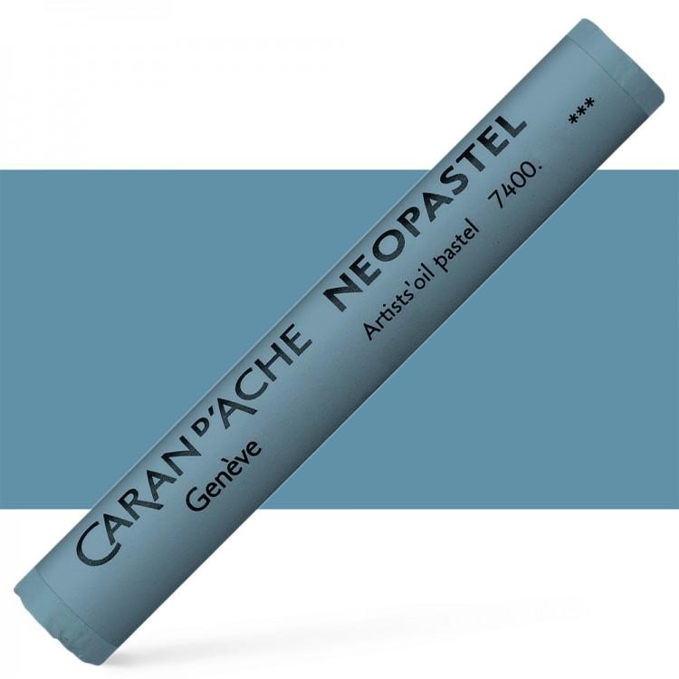 Caran d'Ache : Artist Neopastel : Grey