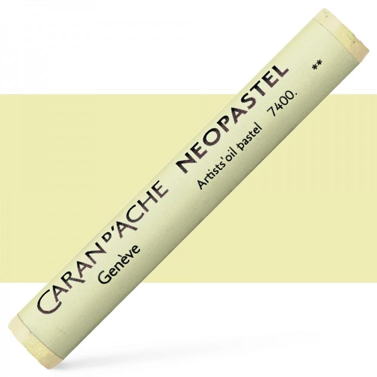 Caran d'Ache : Artist Neopastel : Pale Yellow