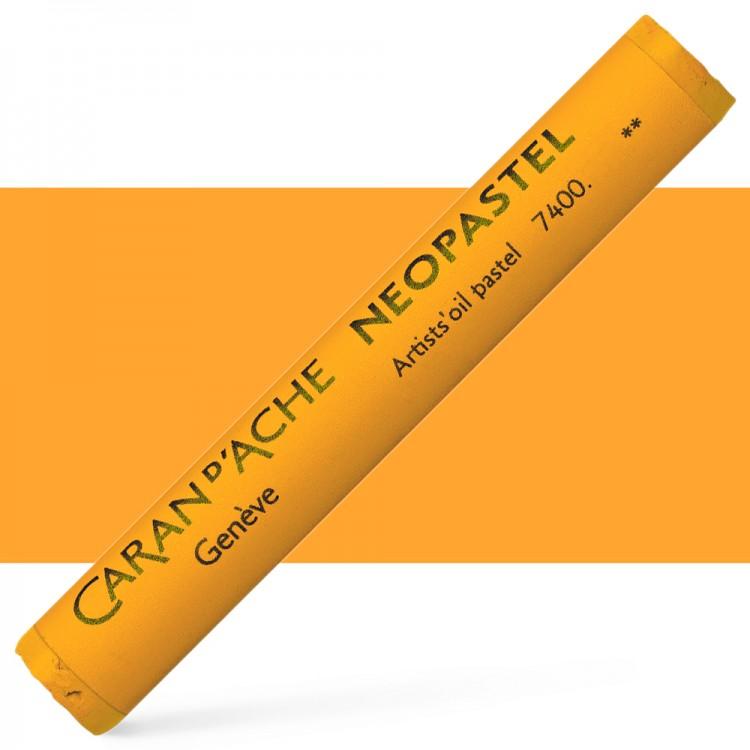 Caran d'Ache : Artist Neopastel : Orange
