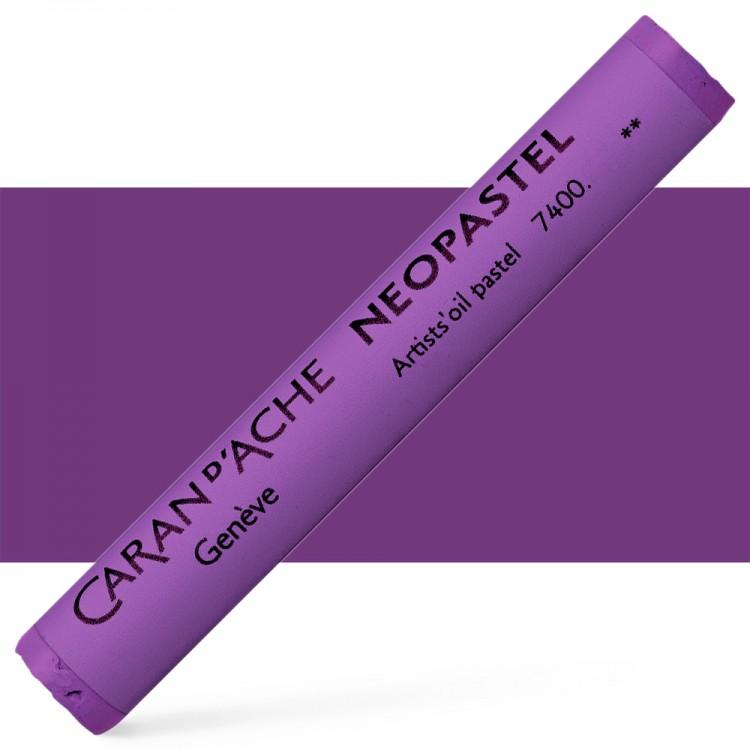 Caran d'Ache : Artist Neopastel : Lilac