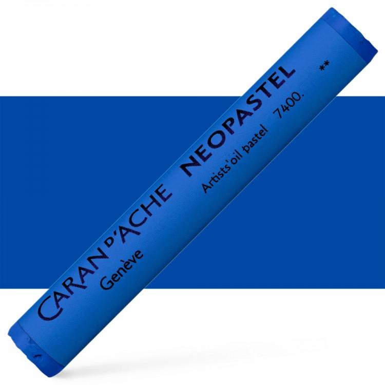 Caran d'Ache : Artist Neopastel : Blue