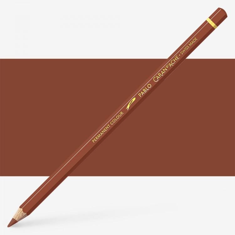 Caran d'Ache : Pablo Coloured Pencil : Cinnamon 055