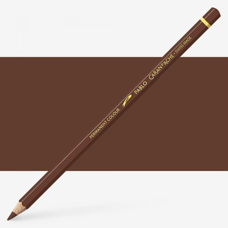 Caran d'Ache : Pablo Coloured Pencil : Brown 059